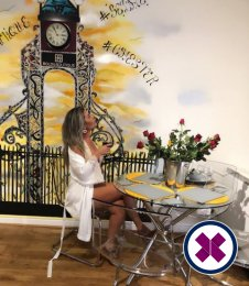 Get your breath taken away by Manuela , one of the top quality massage providers in London