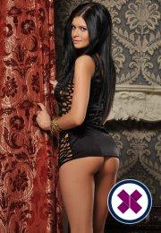 Alexis is a super sexy Spanish Escort in London