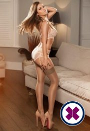 Sheena is a sexy Spanish Escort in London