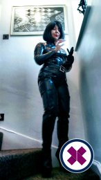 Book a meeting with Madame Rubber in Birmingham today