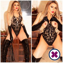 Victoria Kendall TS is a sexy Brazilian Escort in Manchester