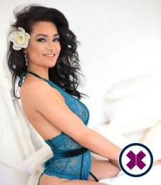 Sabine is a hot and horny Lithuanian Escort from London