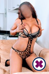 Busty Naomi is a super sexy Caribbean Escort in London