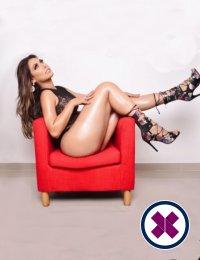 Karolina  TS is a high class Colombian Escort London