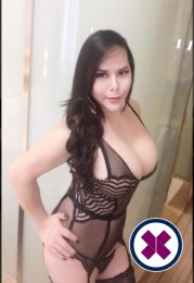 TOP Lucie TS is a very popular English Escort in London