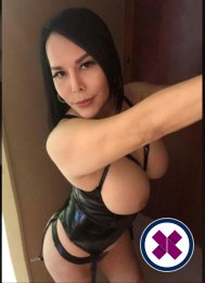 TOP Lucie TS is a top quality English Escort in London