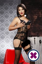Katty Hard TS is a top quality Spanish Escort in London