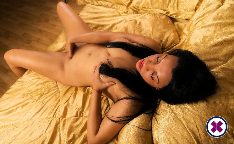 Alisa Sexy is een sexy Spanish Escort in Stockholm