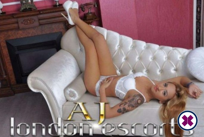Mariana is a sexy Romanian Escort in London