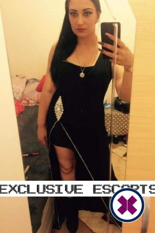 Betty is a super sexy Romanian Escort in Newham