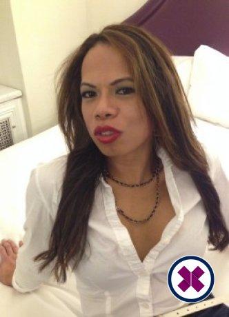 Amanda TS ist eine super sexy Thai Escort in Westminster