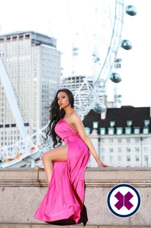 Camila Mattoli TS is a hot and horny Spanish Escort from Westminster