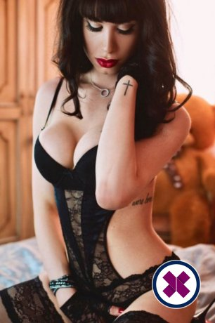 You will be in heaven when you meet Alice  TS, one of the massage providers in Camden