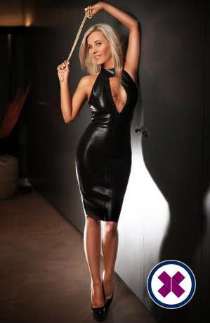 Carolina is a hot and horny English Escort from London