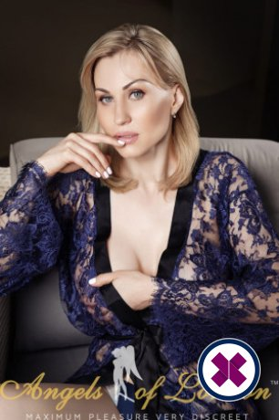 Alima is a very popular Russian Escort in Camden