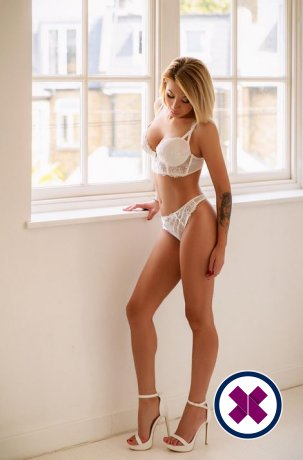 Candri is a hot and horny Russian Escort from London