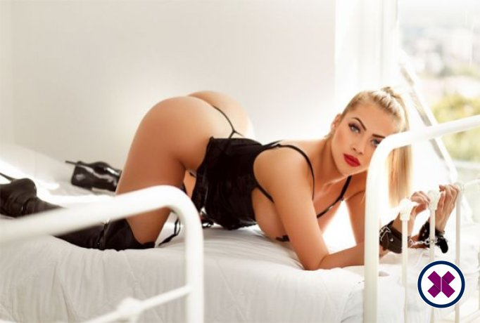 Olga is a super sexy Bulgarian Escort in Westminster