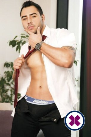 Neto is a hot and horny Brazilian Escort from Westminster