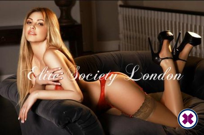 Astrid is a very popular Hungarian Escort in London