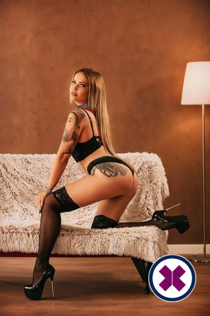 Jessica is a very popular French Escort in Malmö