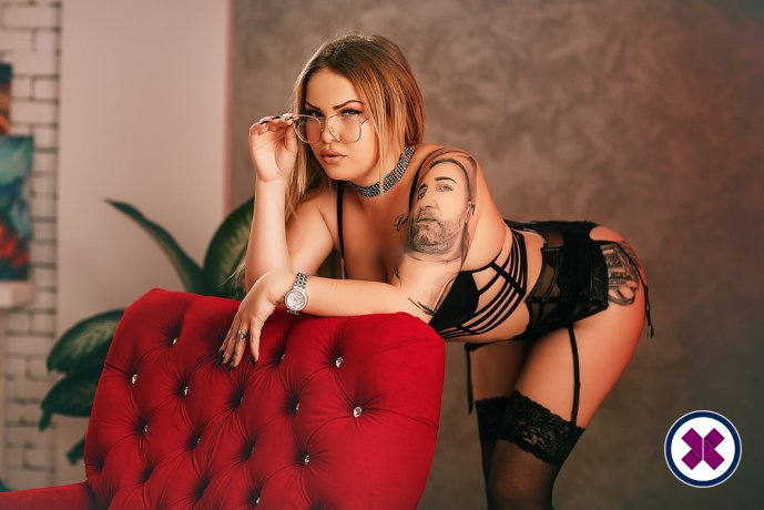 Jessica is a hot and horny French Escort from Malmö