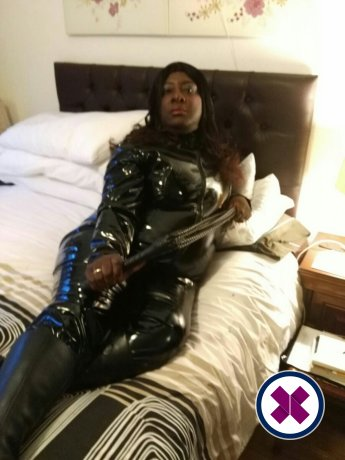 Meet Madame Darkness in  right now!