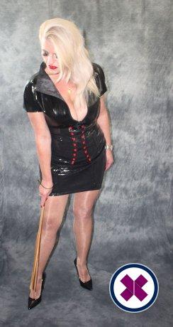 Telefondomina Lady Silke is a hot and horny German Escort from Virtual