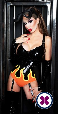 Mistress Eve is a top quality British Escort in Westminster