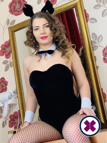 Alice är en sexig Romanian Escort i Stoke-on-Trent
