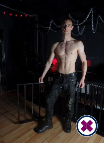 The Spartan is a super sexy British Escort in Manchester