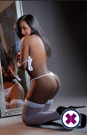 Double Pleasure is a super sexy Colombian Escort in Birmingham