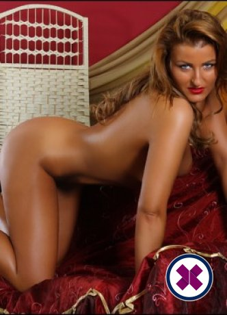 Anna The One is a sexy Czech Escort in London