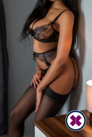 dinah is a hot and horny Tanzanian Escort from Stockholm
