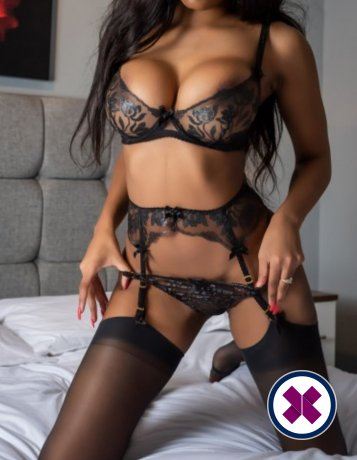 dinah is a sexy Tanzanian Escort in Stockholm