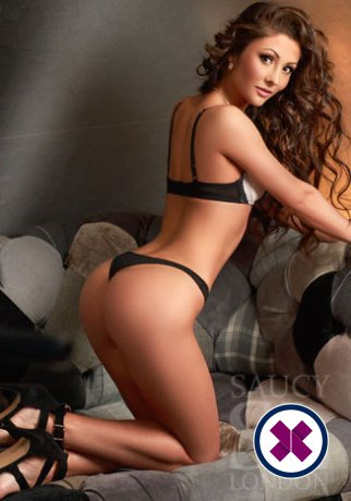 Ayra is a very popular Romanian Escort in London