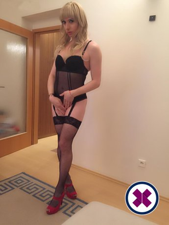 Donna TS is een sexy Swedish Escort in Bromley