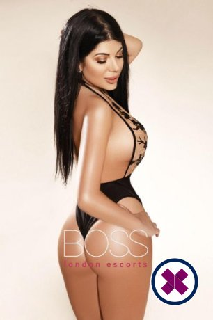 Melissa is a very popular Spanish Escort in London