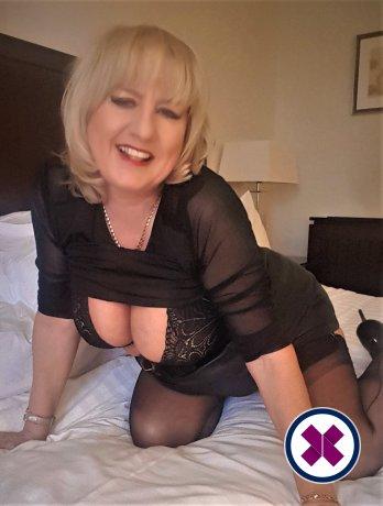 Lorna Blu is a super sexy British Escort in Manchester
