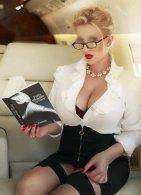 Charlotte - an agency escort in London