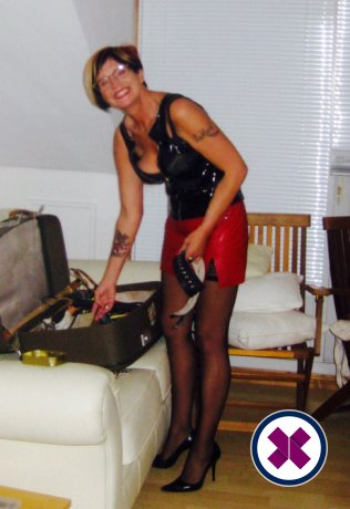 Spend some time with Mistress Donna M in Cardiff; you won't regret it